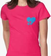 Autism Puzzle Heart T-Shirt