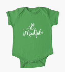 Bee Mindful One Piece - Short Sleeve