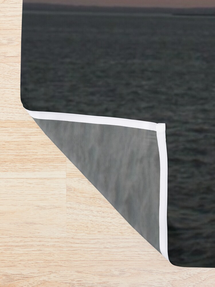 Alternate view of Suspension bridge Shower Curtain