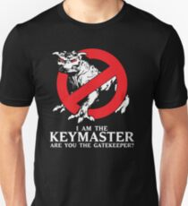 I Am The Keymaster Unisex T-Shirt