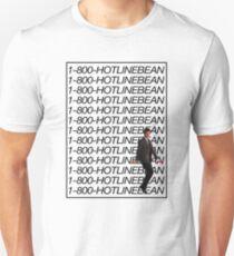 HOTLINE BEAN. Unisex T-Shirt