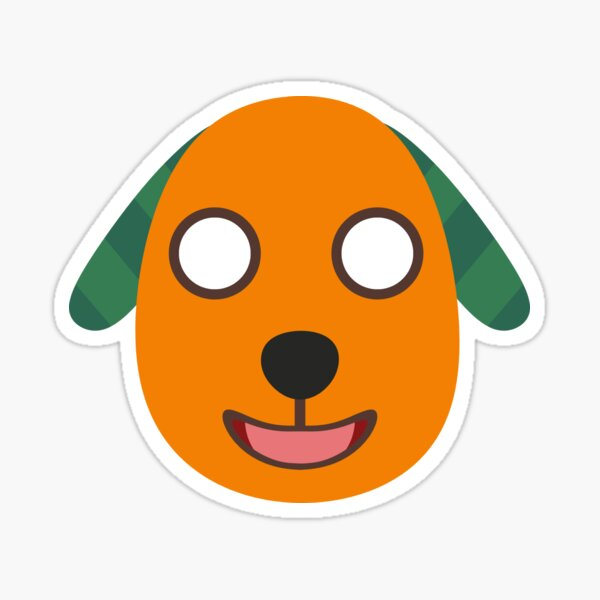 Butch Animal Crossing Sticker By Jessabellerina Redbubble