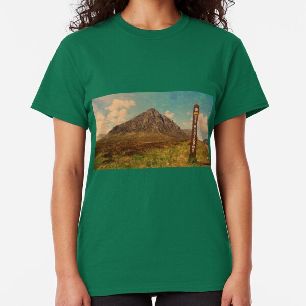 West Highland Way and The Buachaille Classic T-Shirt