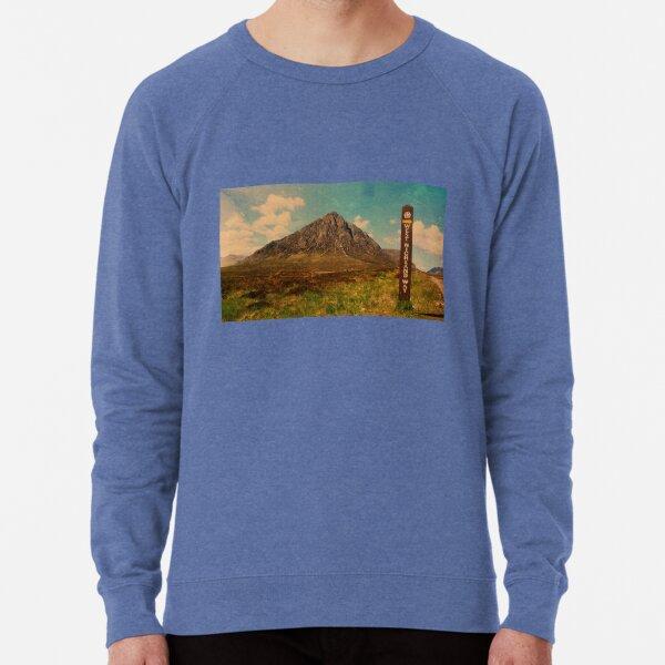 West Highland Way and The Buachaille Lightweight Sweatshirt