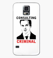 Consulting Criminal Case/Skin for Samsung Galaxy