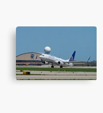 N33294 United Rotation Canvas Print
