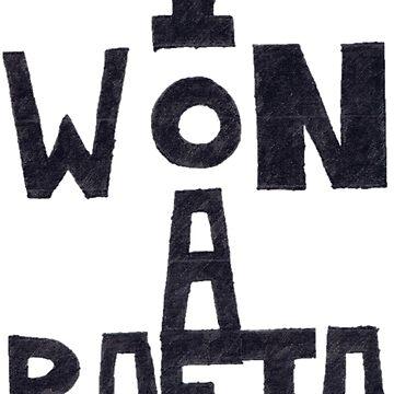 I Won A BAFTA by w00nderland