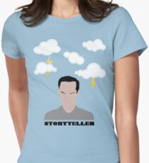 Moriarty - The Storyteller Womens Fitted T-Shirt