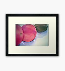 Fruit Framed Print