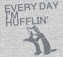 Every Day I'm Hufflin'