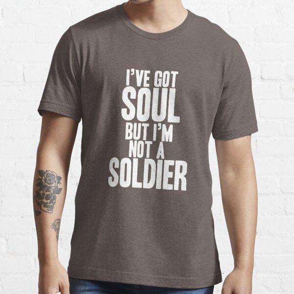 Tengo alma Camiseta esencial