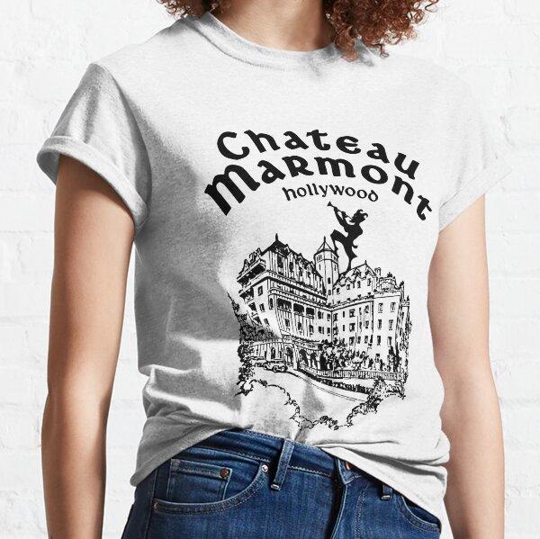 C h a t e a u M a r m o n t Camiseta clásica