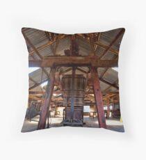 Kinchega Wool Press - Menindee, NSW Throw Pillow