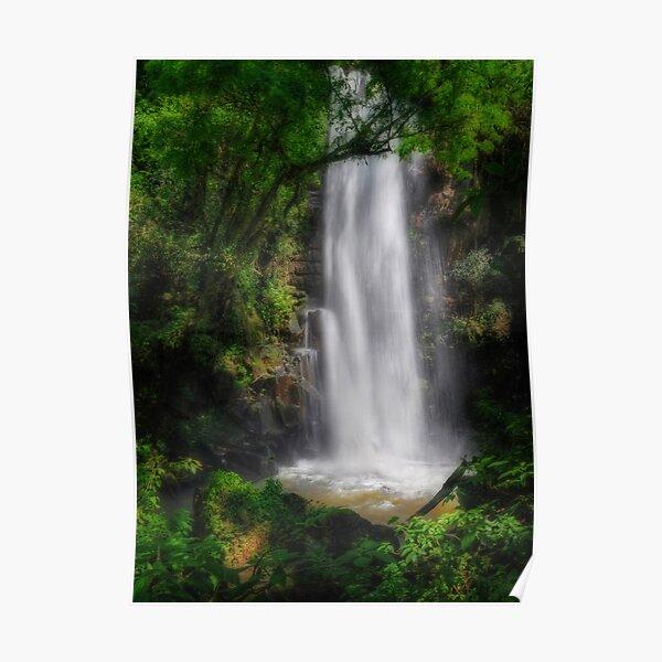 Water Veil Poster