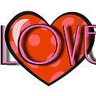 Love Heart by Jonice