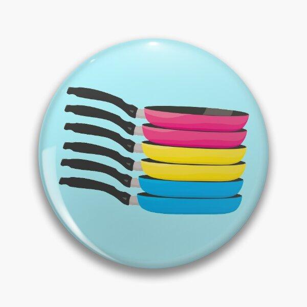 Pan Cake Pin