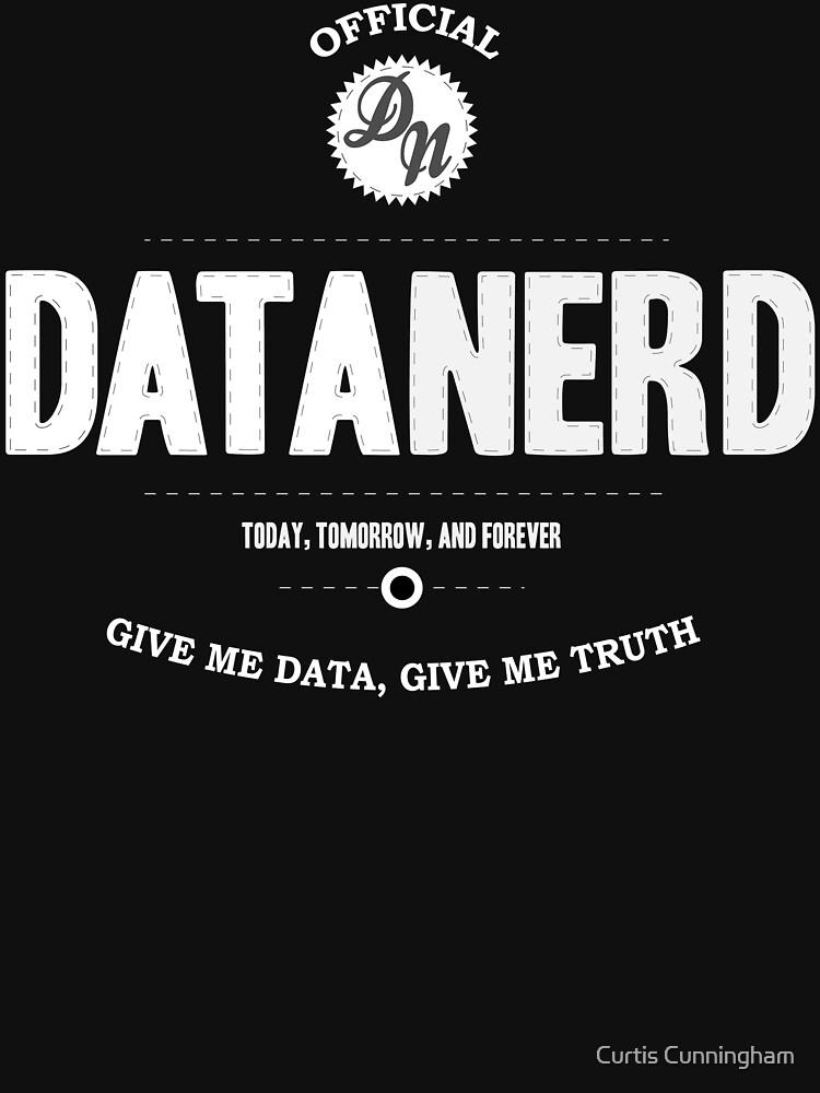 Data Nerd  by cupacu