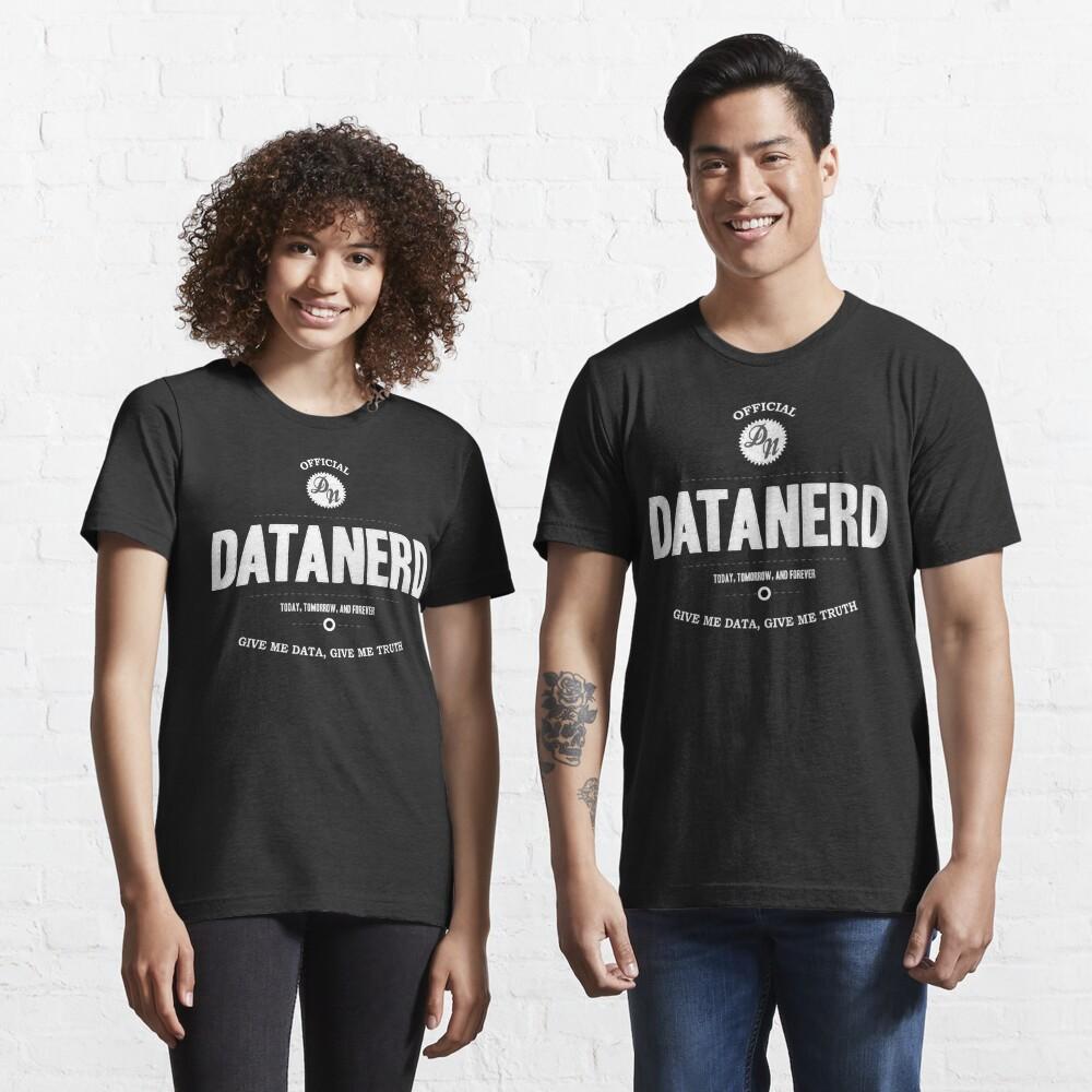 Data Nerd  Essential T-Shirt