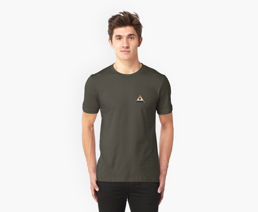 Bear Triangle Shirt by x-pressions