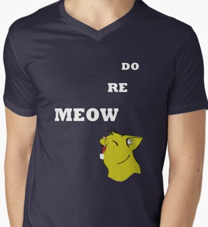 The Meow of Music T-Shirt