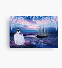 Valentine Legend Canvas Print