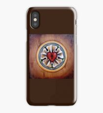 Luther's Rose - Natural  iPhone Case/Skin