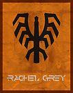 Minimalist Rachel Grey by Adam Grey