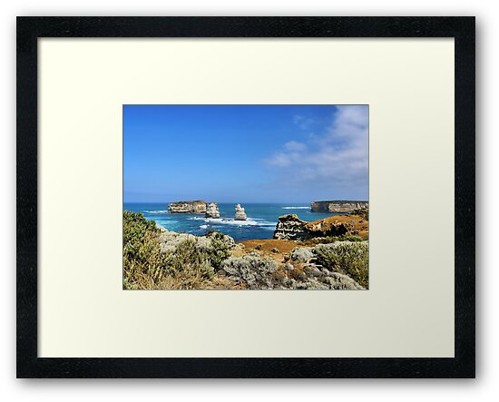 Bay of Islands # 1  by GUNN-PHOTOS