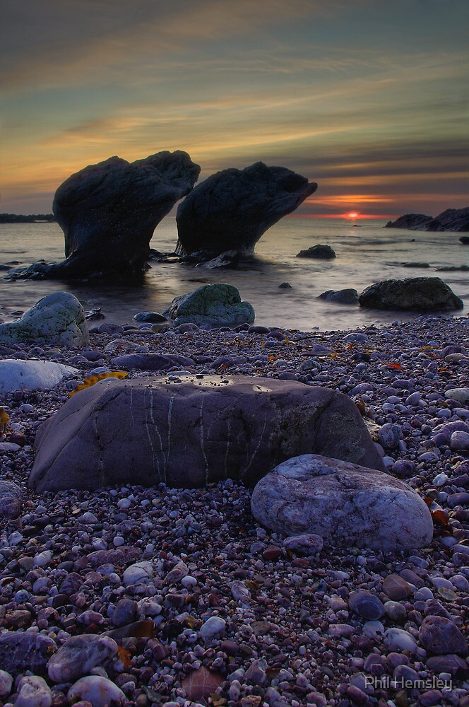 The Secret of the Sea by phil hemsley