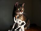 Nikki & Elephant by jodi payne