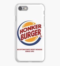 Honker Burger iPhone Case/Skin