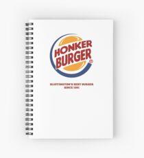 Honker Burger Spiral Notebook