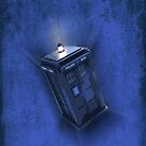 Doctor Who Tardis by sweetlows