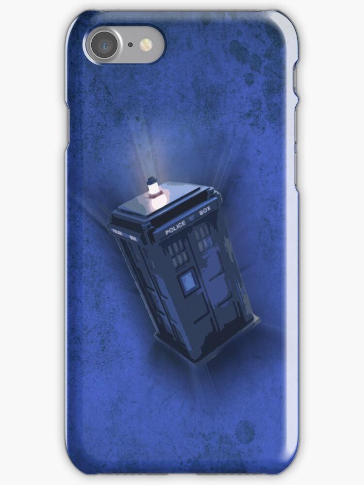 Doctor Who Tardis by sweetlows