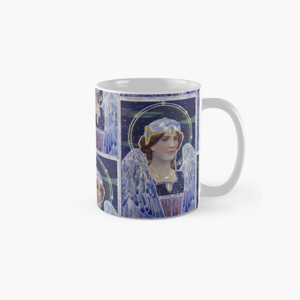 The Angel of Night by Frederick Marriot  Classic Mug