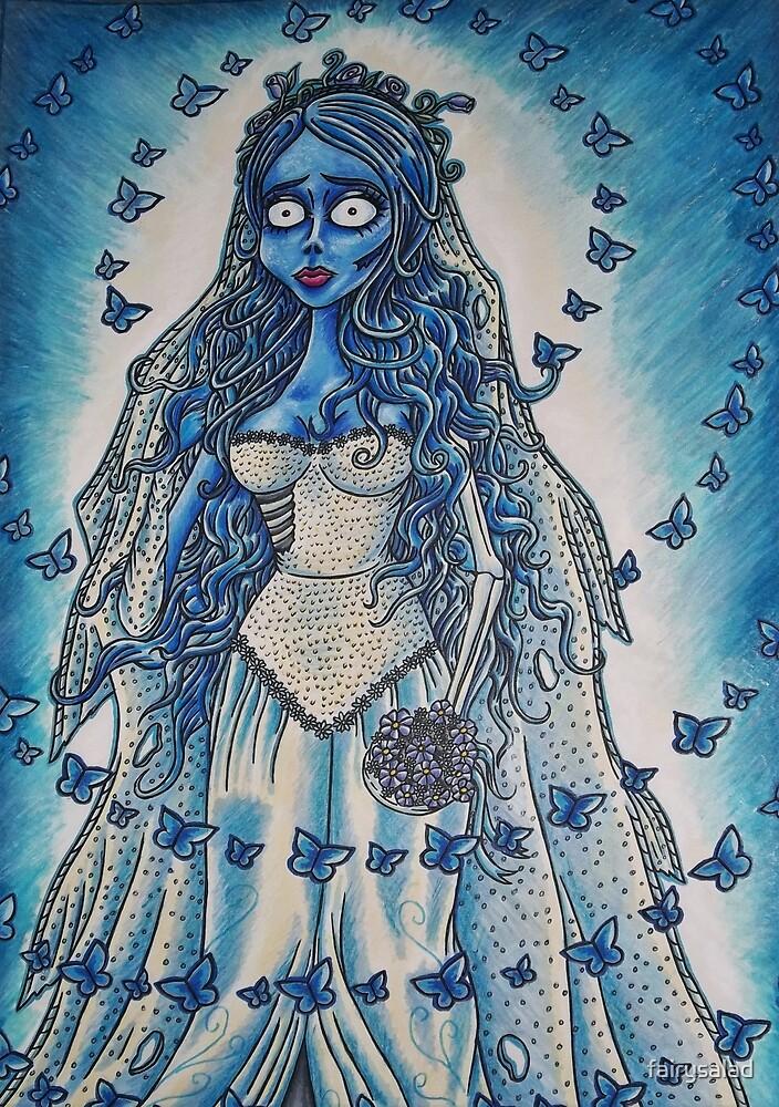 Corpse Bride by fairysalad