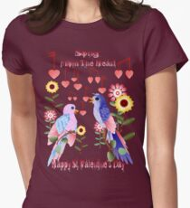 Love Notes From The Heart T-Shirt