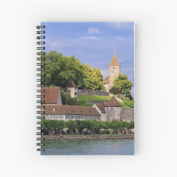 Rapperswil Spiral Notebook