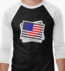 United States Flag T-shirt T-Shirt