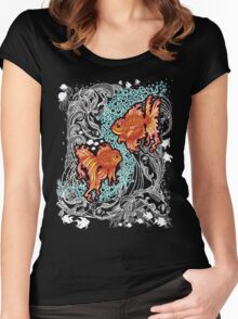 Under the Sea Women's Fitted Scoop T-Shirt