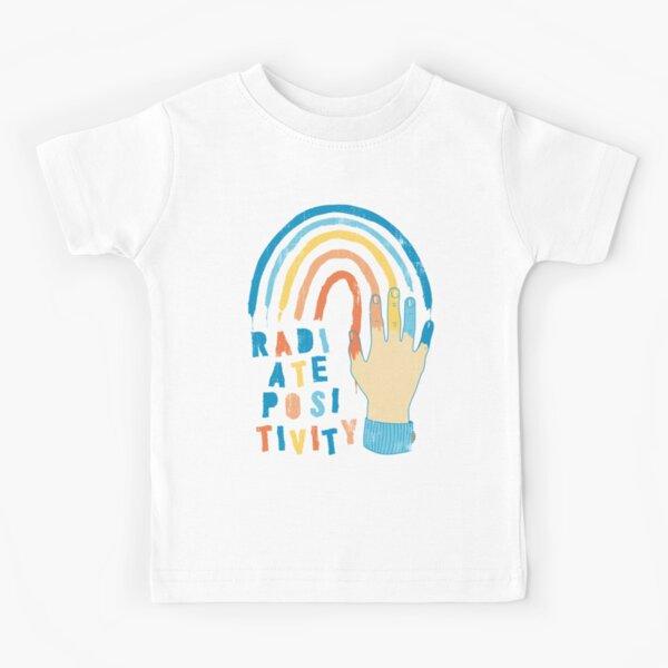 Radiate Positivity Kids T-Shirt