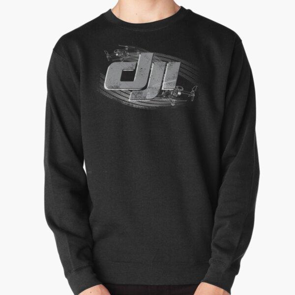Dji Drone ART - Limited Edition - Worldwide Print Pullover Sweatshirt