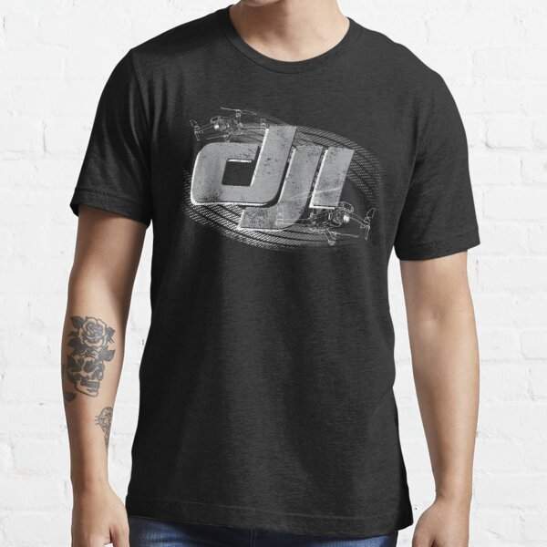 Dji Drone ART - Limited Edition - Worldwide Print Essential T-Shirt