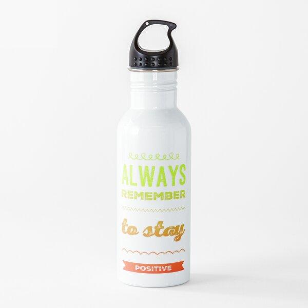 POSITIVE + Water Bottle