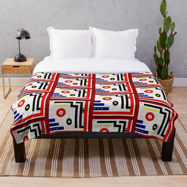 Indigenous by SOTERO Throw Blanket