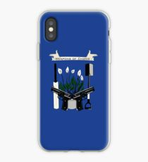 Weapons Of Choice (Pegg,Frost,Wright) iPhone Case