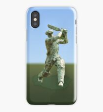 Cricketer iPhone Case/Skin