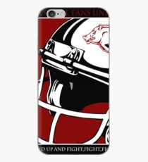 Football Fans Unite iPhone Case