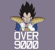 It's Over Nine Thousand !