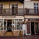 Ice Cream and Coffee, Sidmouth by Jay Lethbridge